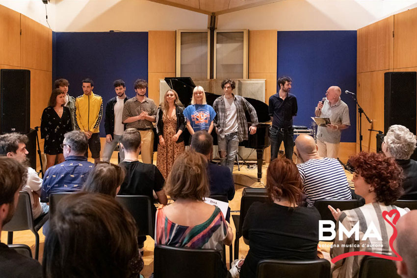 La seconda tappa del BMA Showcase Fest: Secret Concert @Fonoprint